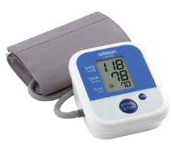 Blood Pressure Monitor - Model HEM-7101