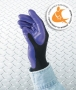 KLEENGUARD PURPLE NITRILE Foam Coated Gloves