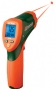 42509: Dual Laser IR Thermometer with Color Alert